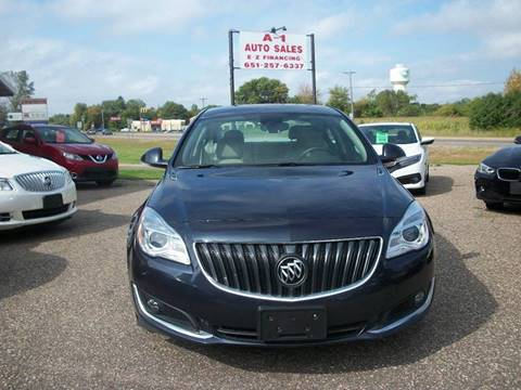 2014 Buick Regal for sale in Chisago City, MN