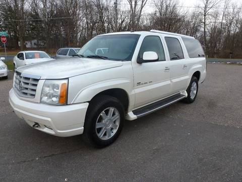 2003 cadillac escalade esv for sale in chisago city mn. Cars Review. Best American Auto & Cars Review