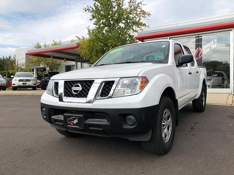 2012 Nissan Frontier for sale in South Burlington, VT
