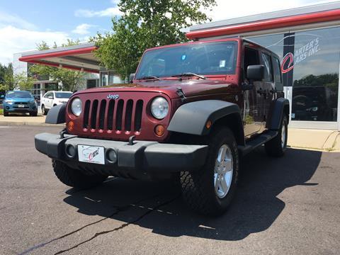 2009 Jeep Wrangler Unlimited for sale in South Burlington VT