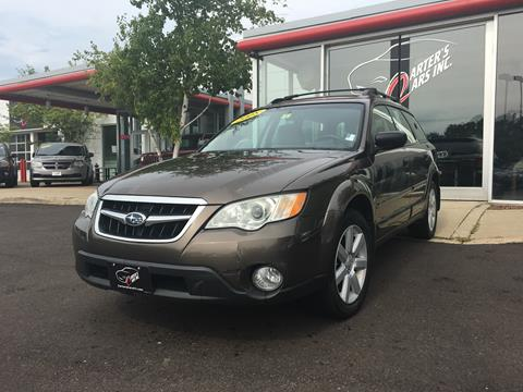 2008 Subaru Outback for sale in South Burlington VT