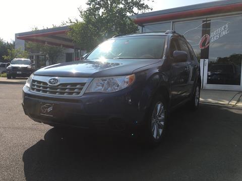 2013 Subaru Forester for sale in South Burlington VT