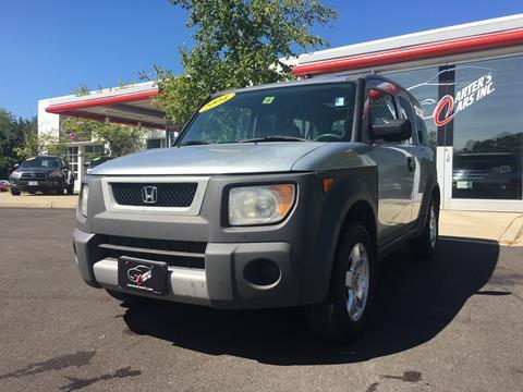 2004 Honda Element for sale in South Burlington VT