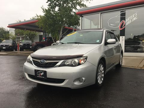 2009 Subaru Impreza for sale in South Burlington VT