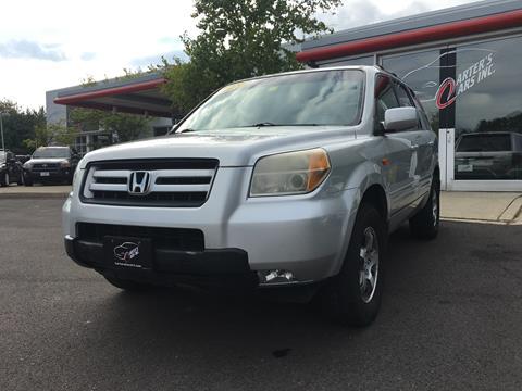 2008 Honda Pilot for sale in South Burlington VT