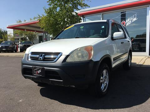 2004 Honda CR-V for sale in South Burlington VT
