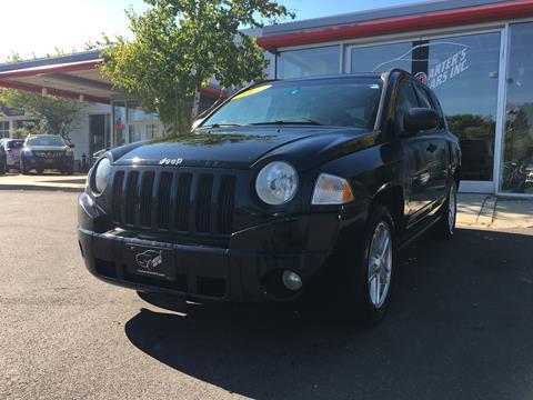 2007 Jeep Compass for sale in South Burlington VT