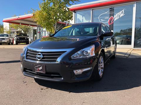 2015 Nissan Altima for sale in South Burlington, VT