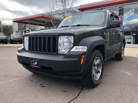 2008 Jeep Liberty for sale in South Burlington, VT