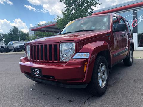 2010 Jeep Liberty for sale in South Burlington, VT