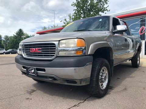 2002 GMC Sierra 2500HD for sale in South Burlington, VT