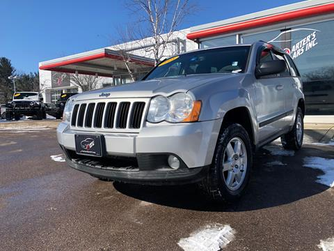 2008 Jeep Grand Cherokee for sale in South Burlington, VT