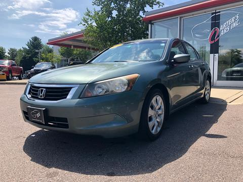 2008 Honda Accord for sale in South Burlington, VT