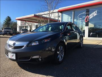 2012 Acura TL for sale in Milton, VT