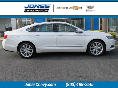 2017 Chevrolet Impala for sale in Sumter, SC