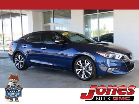 Jones Buick Sumter >> Nissan Maxima For Sale in Sumter, SC - Carsforsale.com