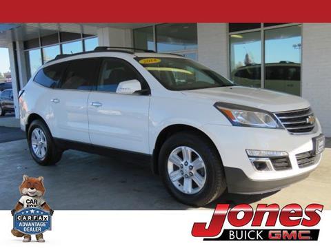 Jones Buick Sumter >> 2014 Chevrolet Traverse For Sale in Sumter, SC - Carsforsale.com