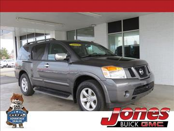 2010 Nissan Armada for sale in Sumter, SC