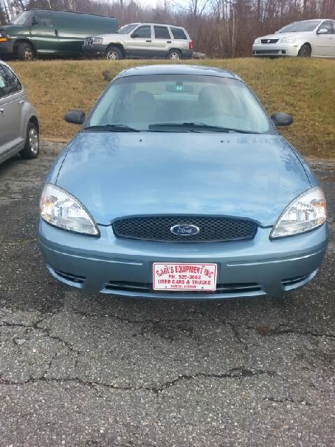 2007 Ford Taurus for sale in Barton, VT