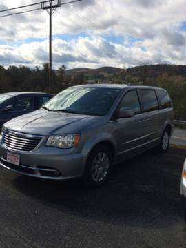 2015 Chrysler Town and Country for sale in Barton, VT