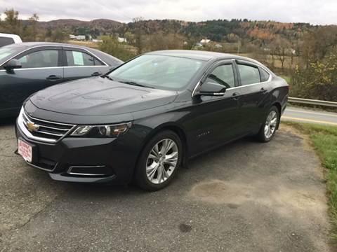 2014 Chevrolet Impala for sale in Barton, VT