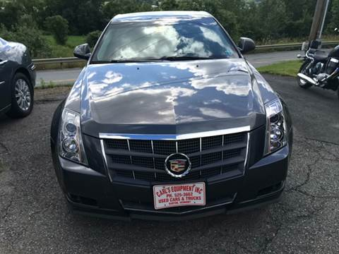 2009 Cadillac CTS for sale in Barton, VT