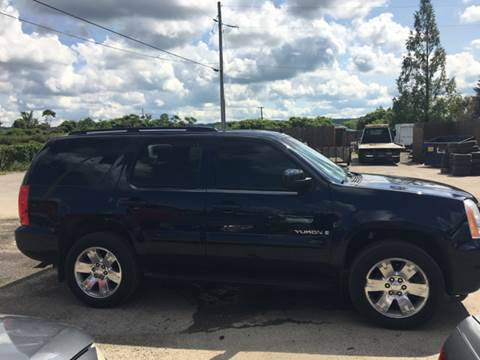 2007 GMC Yukon for sale in North East, PA
