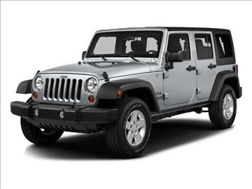 2016 Jeep Wrangler Unlimited for sale at Galaxy Auto2 - Galaxy Auto in Sioux Falls1 SC