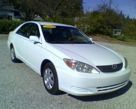 2003 Toyota Camry for sale in Erie, PA