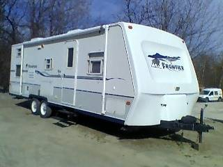 2005 KZ Frontier for sale in Erie, PA