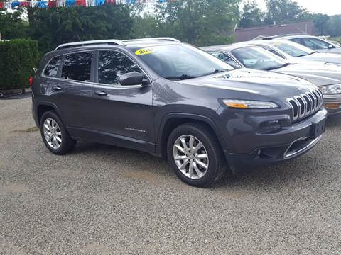 2014 Jeep Cherokee for sale in Erie, PA