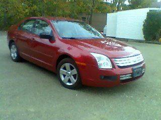 2007 Ford Fusion for sale in Erie, PA