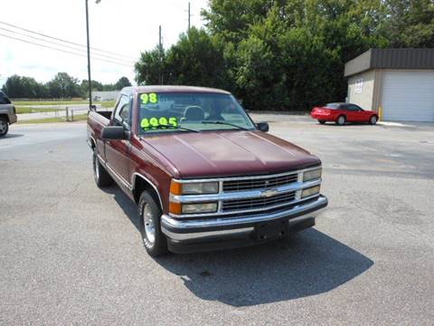 1998 Chevrolet C/K 1500 Series for sale in Meridianville, AL