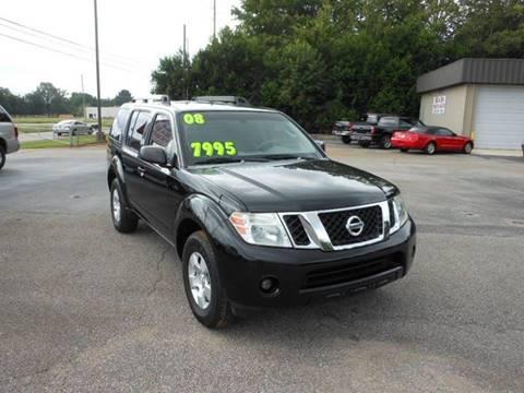 2008 Nissan Pathfinder for sale in Meridianville, AL