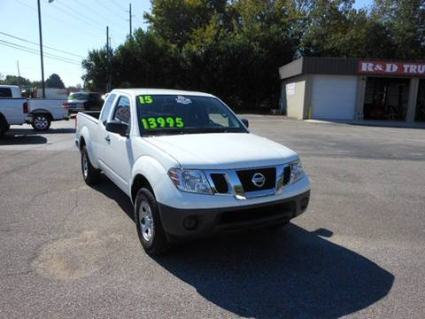 2015 Nissan Frontier for sale in Meridianville, AL