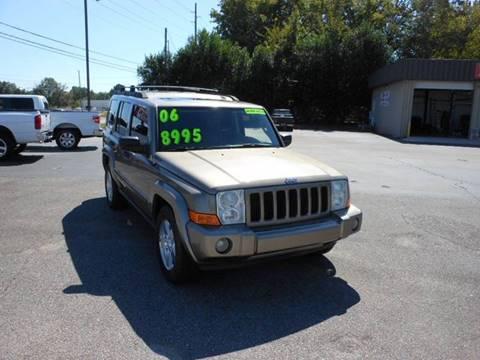 2006 Jeep Commander for sale in Meridianville, AL