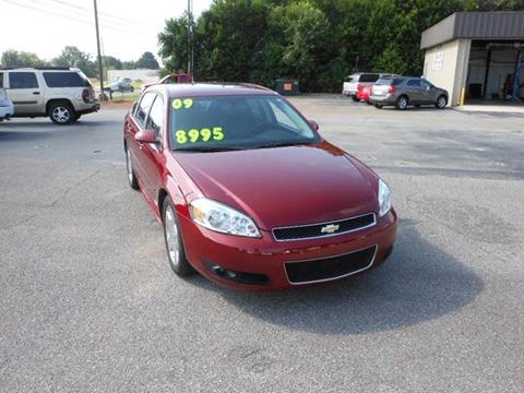 2009 Chevrolet Impala for sale in Meridianville, AL