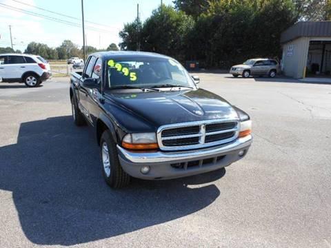 2003 Dodge Dakota for sale in Meridianville, AL