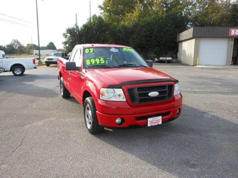 2007 Ford F-150 for sale in Meridianville, AL