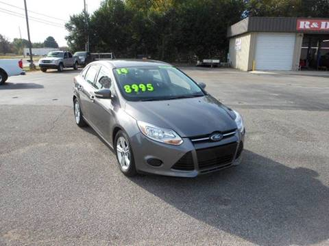 2014 Ford Focus for sale in Meridianville, AL