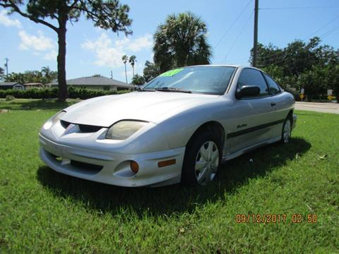 2000 Pontiac Sunfire for sale in Sarasota, FL