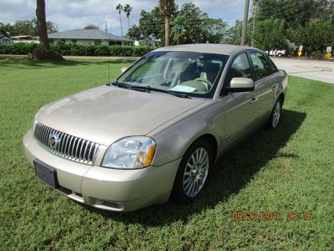 2005 Mercury Montego for sale in Sarasota, FL