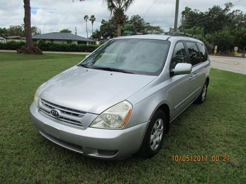 2008 Kia Sedona for sale in Sarasota, FL
