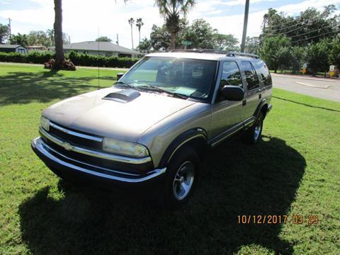 1999 Chevrolet Blazer for sale in Sarasota, FL