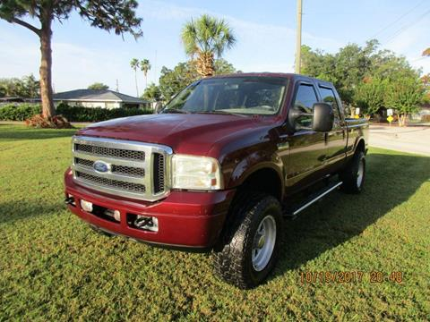 2006 Ford F-250 Super Duty for sale in Sarasota, FL