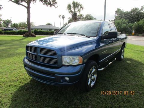 2005 Dodge Ram Pickup 1500 for sale in Sarasota, FL
