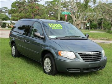 2005 Chrysler Town and Country for sale in Sarasota, FL