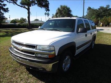 2002 Chevrolet Suburban for sale in Sarasota, FL