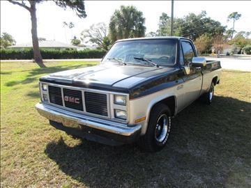 1981 GMC C/K 1500 Series for sale in Sarasota, FL