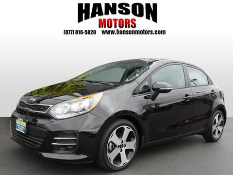 2017 Kia Rio5 for sale in Olympia WA